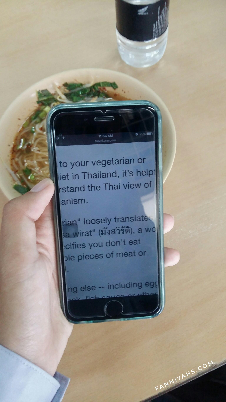 Makanan Halal Di Thailand Fanniyahs