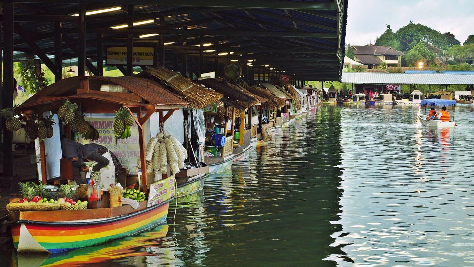 Floating Market Lembang 2 Fanniyahs